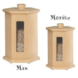 Bild 1 zu Artikel Kornkraft Getreidebehälter Moritz (2kg)