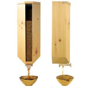 Bild 3 zu Artikel Getreidesilo aus Zirbenholz für ca. 5kg