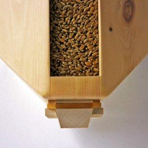 Bild 4 zu Artikel Getreidesilo aus Zirbenholz für ca. 5kg