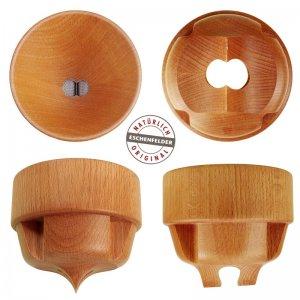 Bild 3 zu Artikel Eschenfelder Kornquetsche mit Holztrichter aus Buche