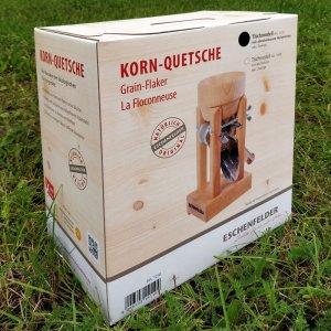 Bild 7 zu Artikel Eschenfelder Kornquetsche mit Holztrichter aus Buche