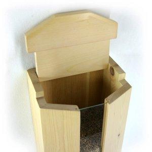 Bild 5 zu Artikel Getreidesilo aus Zirbenholz für 3 x 5kg