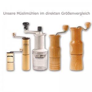 Bild 4 zu Artikel Getreidemühle Schnitzer Tisch- und Handmühle