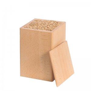 Bild 1 zu Artikel Holzdose in Buche für 1,0kg