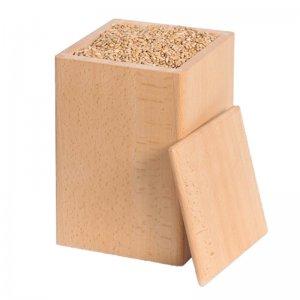 Bild 1 zu Artikel Holzdose in Buche für 2,0kg