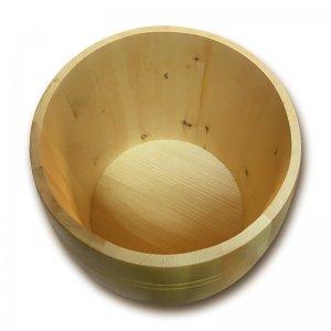 Bild 2 zu Artikel Holzfass - Holzdose aus Zirbenholz für 5,0kg