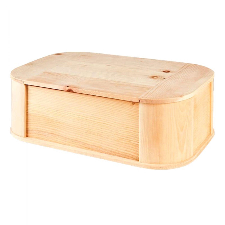 Bild zu Brotkasten aus Zirbenholz
