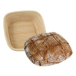 Bild 1 zu Artikel Gärkörbchen quadratisch für 1,5kg-Brot