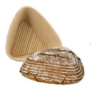 Bild 1 zu Artikel Gärkörbchen Dreieck für 750g-Brot