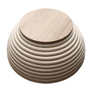 Bild 3 zu Artikel Gärkörbchen rund, Motiv SONNE für 500g-Brot