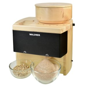 Bild 1 zu Artikel Getreidemühle Waldner LUIS - Mahlen und Flocken
